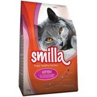Smilla Kitten - Pack % - 2 x 10 kg