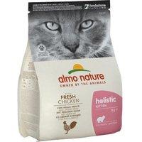 Almo Nature Holistic Kitten Huhn & Reis - 12 kg