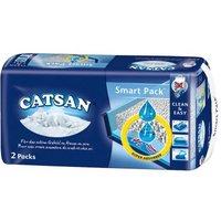Catsan Smart Pack - 3 x 2 Packs