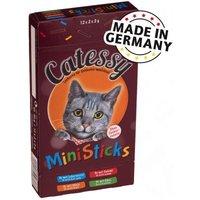 Catessy Mini-Sticks snacks para gatos -
