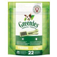 Greenies snack dental - Teenie: 1 x 22 uds. (170 g)