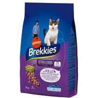 Brekkies Sterilized - Sparpaket: 3 x 3 kg