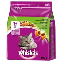 Whiskas 1+ Lamm - 3,8 kg