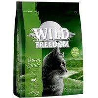 1 + 1 gratis! 2 x 400 g Wild Freedom Trockennahrung - Wild Hills- Ente