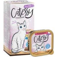Catessy paté en tarrinas en pack