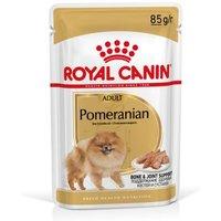 Royal Canin Breed Pomeranian für Zwergspitze - 12 x 85 g