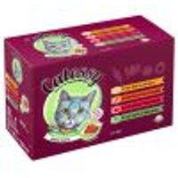 Catessy Bocconcini in Gelatina con verdure 12 x 100 g 4 gusti