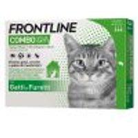 Frontline Combo Spot on Gatti Set %: 2 x 3 pipette da 0,5 ml