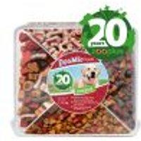 Edizione Anniversario: DogMio Barkis Mixbox 1,2 kg Set %: 3 x 1,2 kg