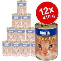 Pack Ahorro: Bozita comida húmeda 12 x 410 g - Gambas