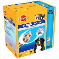 Pedigree Dentastix: 56 Regular & 28 Fresh - Bundle Pack!* - Medium Dentastix (56 Sticks) & Fresh (28 Sticks)
