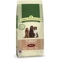 James Wellbeloved Adult - Turkey & Rice - 2kg