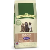 James Wellbeloved Senior - Turkey & Rice - Economy Pack: 2 x 15kg