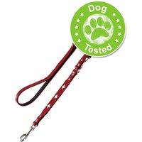 Laisse réglable Hunter Swiss pour chien - L 200 x l 1,8 cm