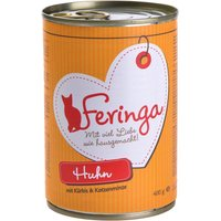 Feringa Meat Menu Saver Pack 12 x 400g - Chicken with Squash & Catnip