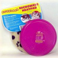 SnuggleSafe Heat Pad for Pets - SnuggleSafe Heat Pad & Fleece Cover