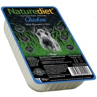 Naturediet Wet Dog Food Saver Pack 36 x 390g - Puppy Chicken & Lamb