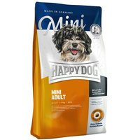 Happy Dog Supreme Fit & Well Adult Mini - Economy Pack: 3 x 4kg
