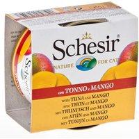 Schesir Fruta 6 x 75 g - Atún con mango