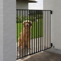Barrière Savic Dog Barrier Outdoor pour chien - L 84 - 152 x H 95 cm