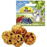 JR Farm Friandises complètes aux fruits pour rongeur - 2 x 6 friandises (160 g)