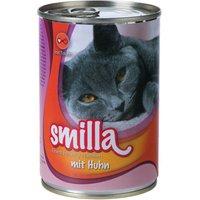Smilla Mixed Saver Pack 60 x 400g - Chicken, Salmon & Beef