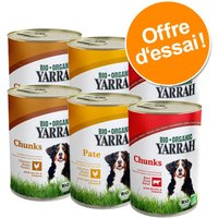 Offre découverte Yarrah Bio 3 variétés à 405 g - lot mixte (3 variétés)