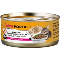 Feline Porta 21 - 6 x 156g - Chicken with Rice - Sensitive
