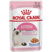 Royal Canin Kitten Instinctive in Jelly - 12 x 85g