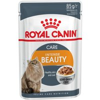 Royal Canin Intense Beauty in Gravy - 12 x 85g