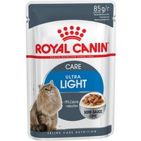 Royal Canin Ultra Light in Gravy - 12 x 85g