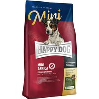 Happy Dog Supreme Mini Africa - Economy Pack: 2 x 4kg