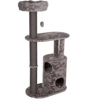 Royal Silver Cat Tree - Grey