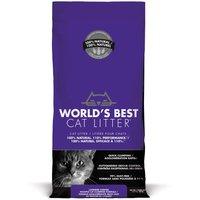 12,7kg Worlds Best Cat Litter lavande Litière - Litière pour chat