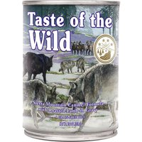 Taste of the Wild - Sierra Mountain Canine - 6 x 390g