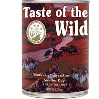 Taste of the Wild - Southwest Canyon Canine - 6 x 390g
