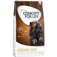 Concept for Life Medium Light - 12kg