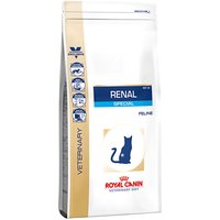 Royal Canin Veterinary Diet Cat - Renal Special RSF 26 - Economy Pack: 2 x 4kg