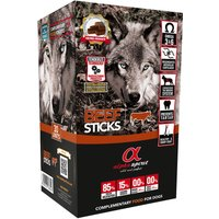 Alpha Spirit Beef Sticks - 30 Chews