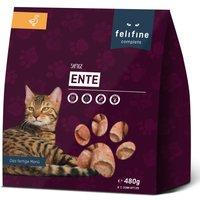 Felifine Complete Nuggets de canard pour chat - 10 x 480 g