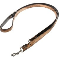 Heim Cork & Leather Tiger Dog Lead - 200cm