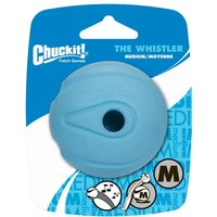 Chuckit! Whistler Ball - Size M: Diameter 6.5cm