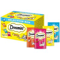 Dreamies Selection Box - 3 + 1 Free!* - 4 x 30g