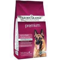 Arden Grange Adult Premium Chicken & Rice - 12kg
