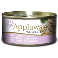 Applaws Kitten Food 70g - Mixed Pack 24 x 70g