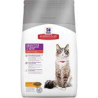 Hills Science Plan Adult Cat Sensitive Stomach & Skin - Chicken - 5kg