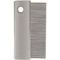 Trixie Flea & Dirt Comb - Metal - 6cm