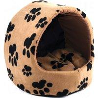 Niche Branca chat et petit chien L34 l40 H38 cm - Niche pour Chat