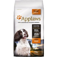 Applaws Adult Small & Medium Breed - Chicken - Economy Pack: 2 x 15kg
