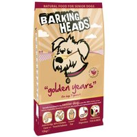 Barking Heads Golden Years Senior - 6kg
